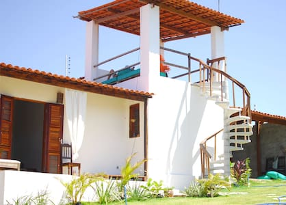 Beach house in Tabuba/Cumbuco with amazing seaview - Caucaia