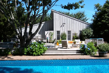 East Hampton, Beautiful Home Near The Bay W/Pool - Rumah