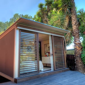 Silver Lake Modern Cabin w/Views - Los Angeles - Srub