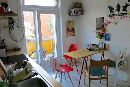 Wohnung im Reiherstiegviertel - Hamburg - Apartment