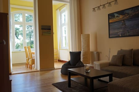 Ferienwohnung - Villa Iduna 1 - Ostseebad Heringsdorf