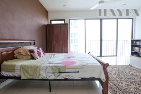 Demure Weekend Getaway Home by QHAMAAR Homestay - Condominium