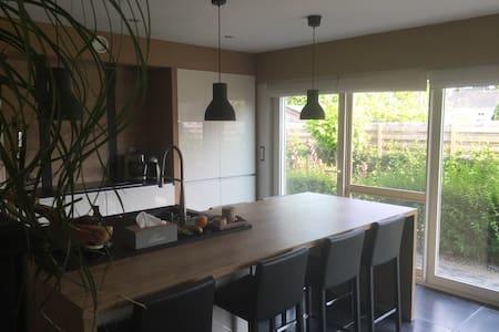 Nieuwe villa+studio bijbouw dichtbij centrum Gent - Melle