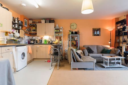 Spacious, cosy and vegan in zone 2 - Flat