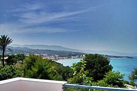 Sea View Double Bedroom  5min walk to beach - Zakinthos