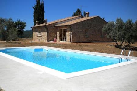 Splendida Villa, Monteverdi Maritt. - Monteverdi marittimo - Villa