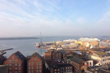 Incredible penthouse views! - Apartment