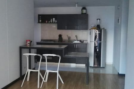 Nice and confortable room - Medellín, Antioquia, CO - Apartment