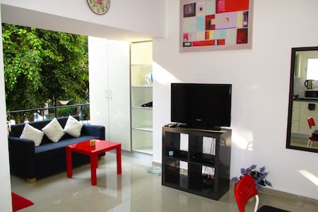 Cozy Studio in Petah Tiqwa - Apartament