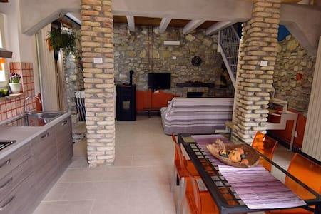 La casetta della montagna di Ascoli - Civitella del Tronto - House