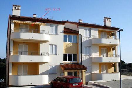 New two bedroom apartment w.balcony - Premantura