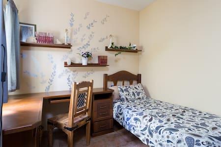 Habitacion individual en la playa - Las Maretas  - House