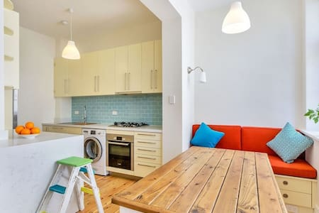 Spacious one bedroom apartment - Potts Point - Flat