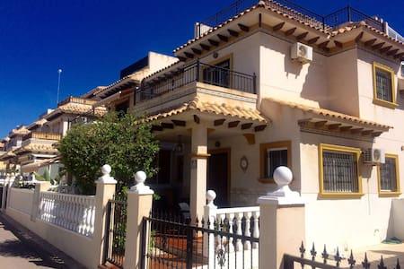 Authentic Spanish villa la Zenia - House