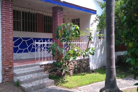 Bungalow en jardín residencial en Cuautla Morelos - Bungalow