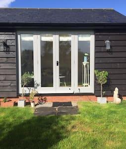 Our south facing garden room - Huis