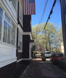 Charming Downtown Annapolis Studio - Annapolis - Apartment
