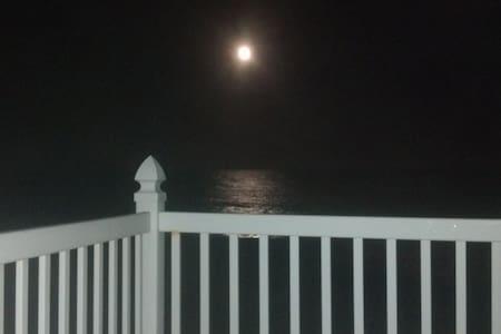 Ocean front home SEPTEMBER- BEAUTIFUL SEASON - House