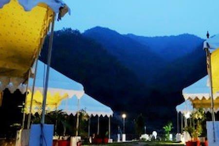 Camp AquaForest Rishikesh - Tent