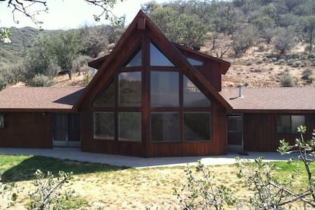 2 or 3 BDR Custom Home on Mtn Great View, Hikes - Casa
