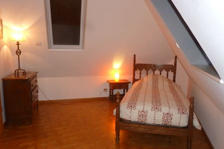 Chambre single 5min centre - Straatsburg