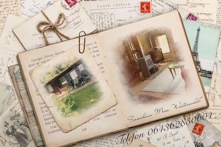 Gemütliches Holzhaus-  Cozy wooden cabin - Seck - House