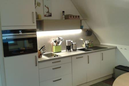 Neue Wohnung - Mieten ab drei Tagen - Wolfsburg - Apartment