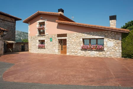 Casa rural Legaire Etxea Habitación D - Haus