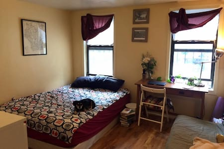 Nice room in BedStuy - Apartment