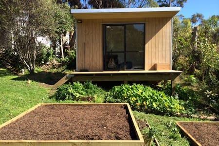 Piha Garden Cabin - Zomerhuis/Cottage