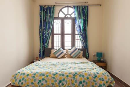 Bedroom in Boutique Villa, Koramangala, BLR - Bengaluru