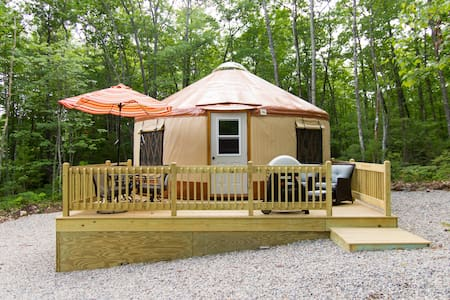 Fire Fly Yurts on Funky Bow Lane - Iurta