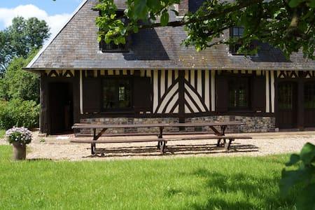 Maison au coeur de la campagne Normande - House