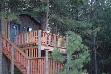 Tree House Terrace - Tretopphus