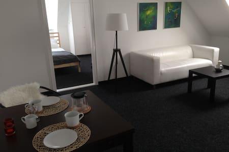 Gemütliche, moderne Stadtwohnung - Appartement en résidence