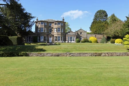Bakewell Mansion Spacious Double - House