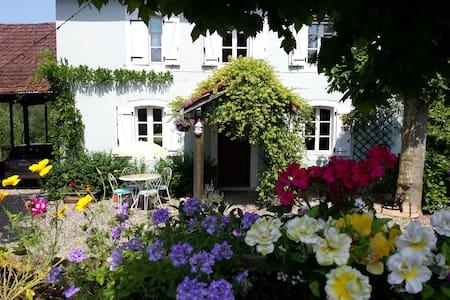 Maison de la Riviére Iydillic Location for all - Sauveterre-de-Béarn - Casa