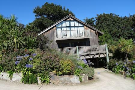 Luxury  Lodge St Ives Cornwall SV - Cornwall
