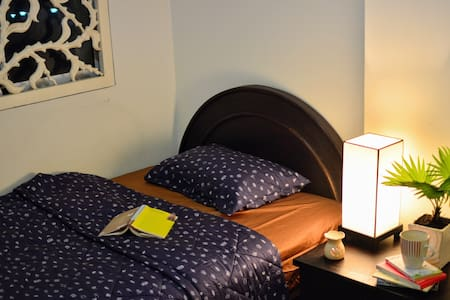Hideaway Nest in the central for solo traveler - Ho Chi Minh - Bed & Breakfast