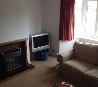 Quiet, relaxed Fleet based room - Church Crookham - Huis
