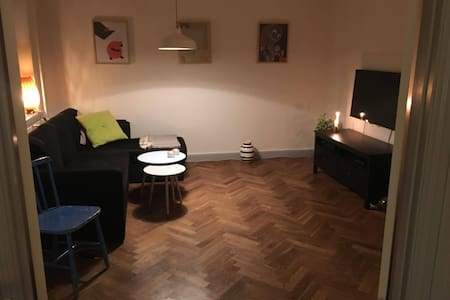 Cozy apartment in central Odense. - Odense - Apartment