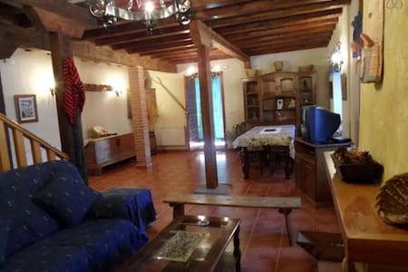 Gorgeous countryhouse near Segovia - Huis