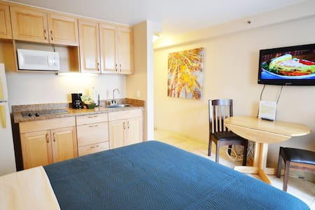 305 w/Kitchen, Close Waikiki Beach - Honolulu - Condominium
