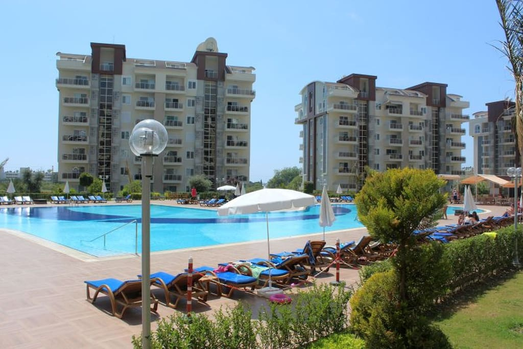 Orion City Outdoor pool