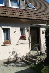 Privat room close to Stuttgart and Ludwigsburg - Rumah