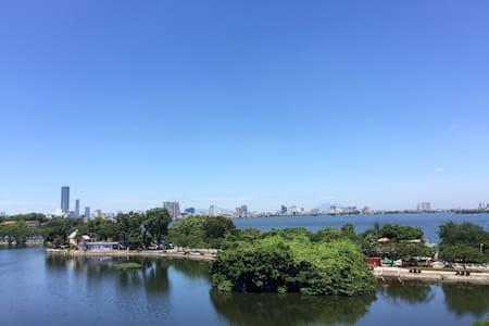Amazing apartment view in Hanoi!