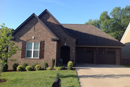 Cozy Home in Beautiful Nolensville - Nolensville