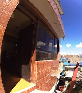 HAYKUMUY CUSCO APARTMENT 1 - GREAT VIEW AND PRICE! - Cusco - Apartment
