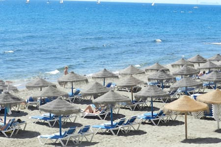 Confortable apartment close to the beach, 150m. - Marbella - Appartement