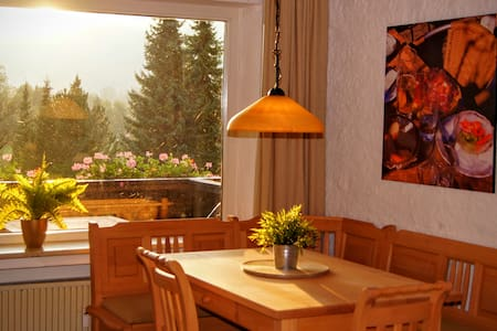 Bavarian Holiday Hideaway #21 - Appartement